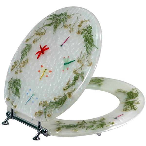 Decorative Toilet Seats