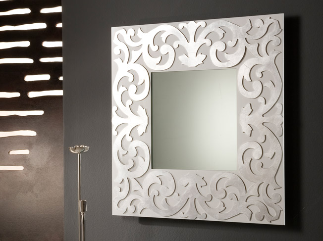 Large Wall Mirrors for Living Room Ideas