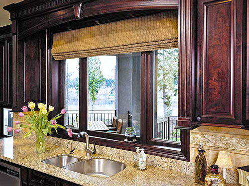 Kitchen Window Treatments Ideas image 005