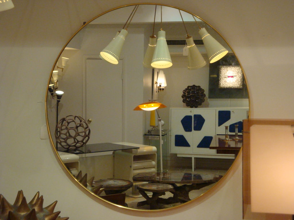 Large Wall Mirrors for Living Room Artistic