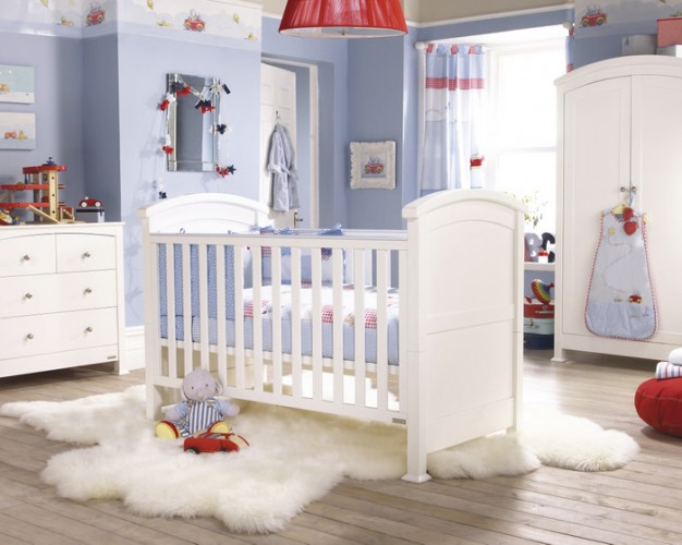 baby bedroom design