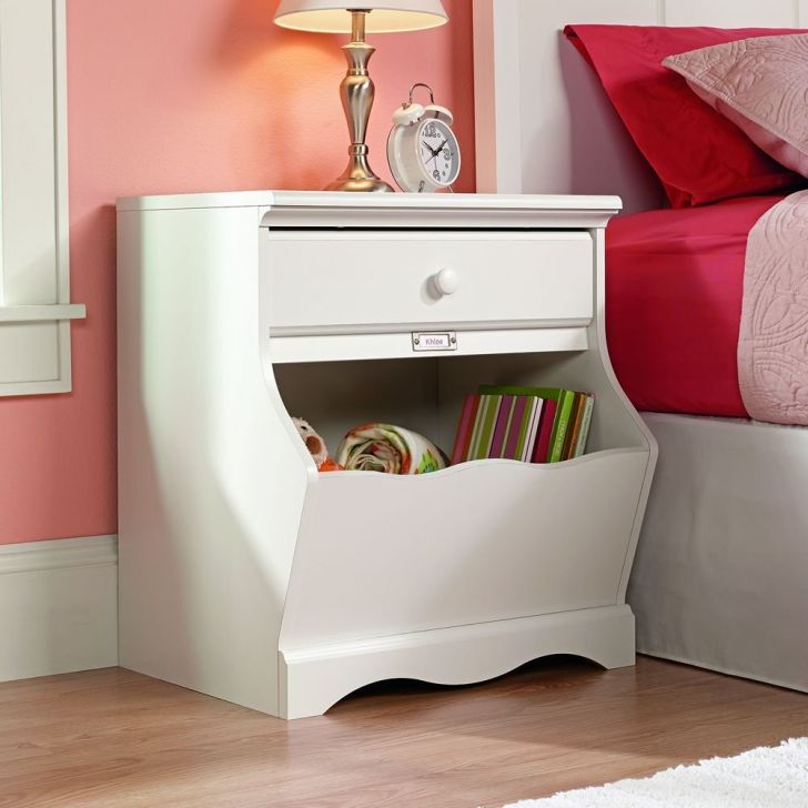 Bedroom Nightstand Woodworking Plans