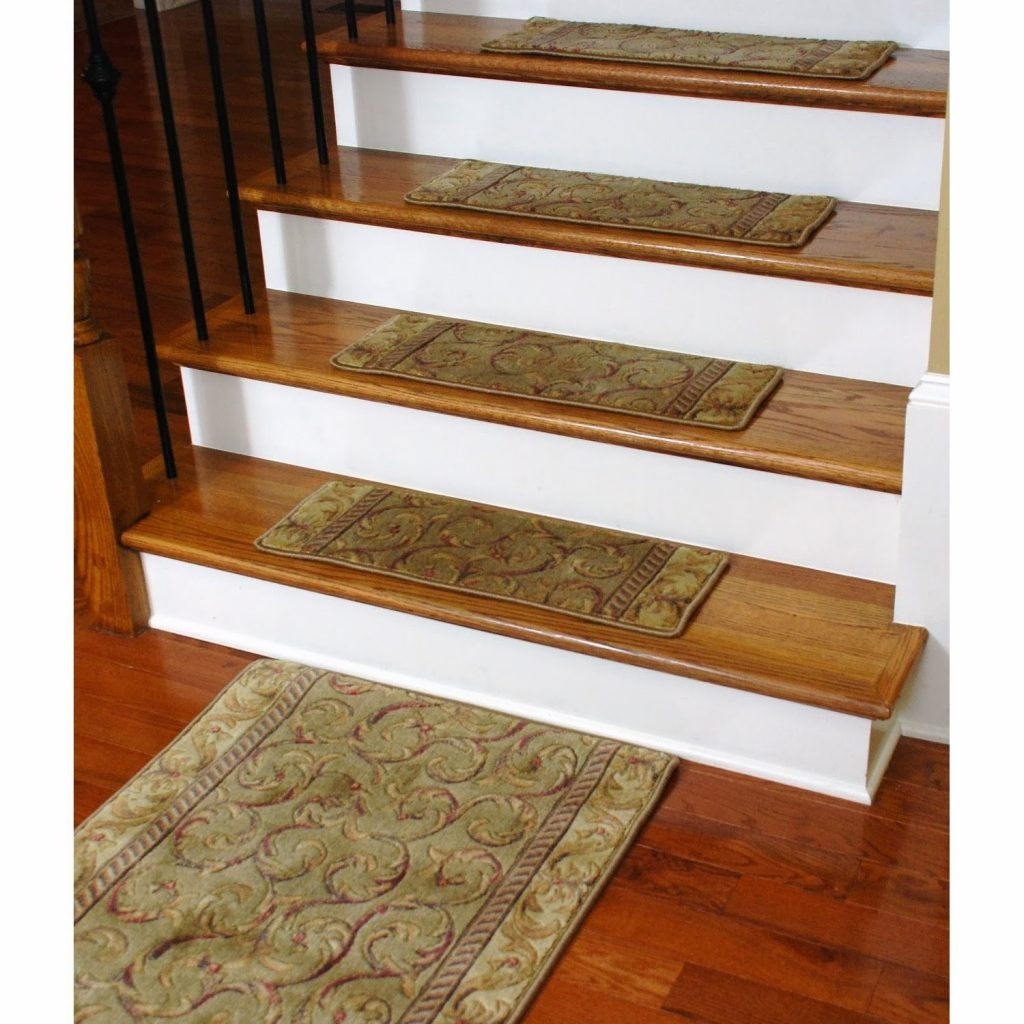 Make Your Stairs Safer With Carpet Stair Treads Carpet Stair Treads ...