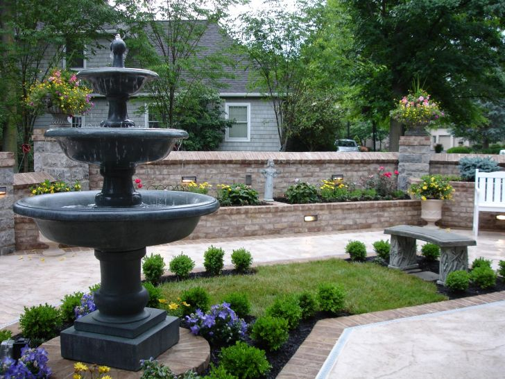 Courtyard Fountains Retirement