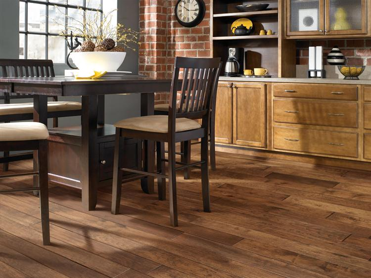 Kitchen Flooring Ideas - Floorcraft Parmentry