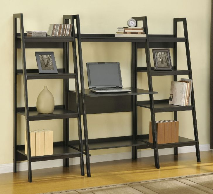 Ladder Bookcases Altra Metal