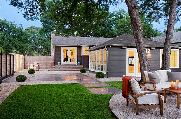Landscape Architecture Design Ideas Modern Yard
