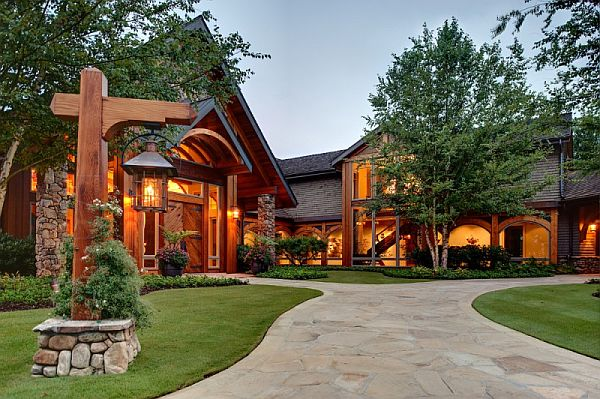 Landscape Architecture Design Ideas Colorado Mountain Style