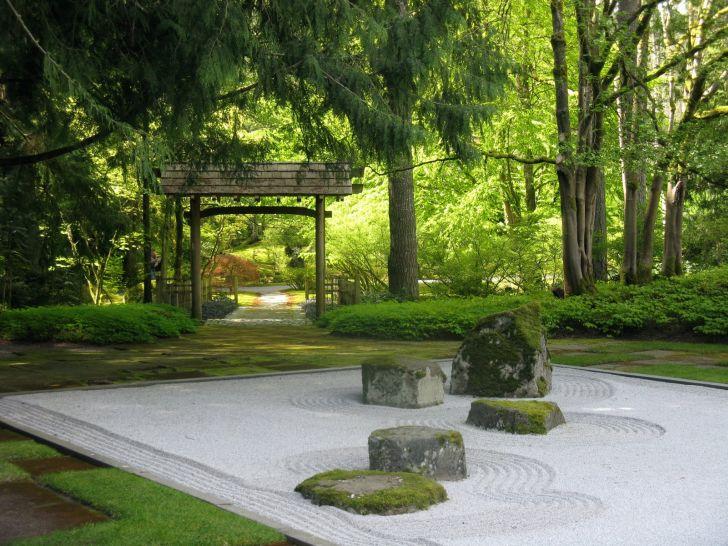 Landscape Architecture Design Ideas Zen Garden