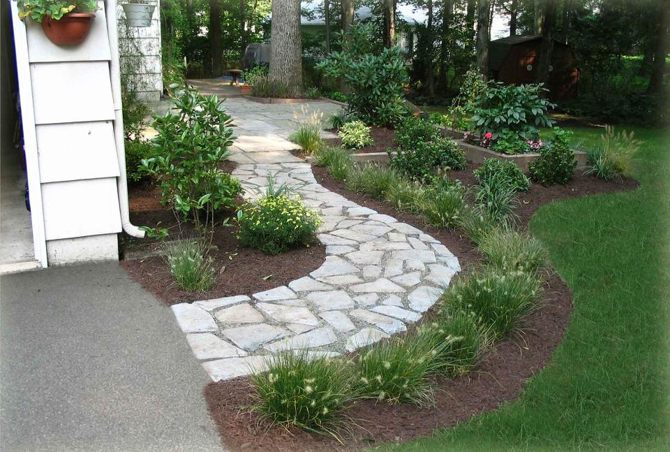 Landscape Architecture Design Ideas for Backyard