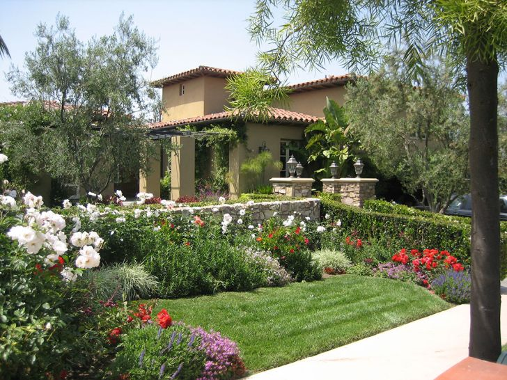 Landscape Ideas for Front Yard Developing Garden Chores