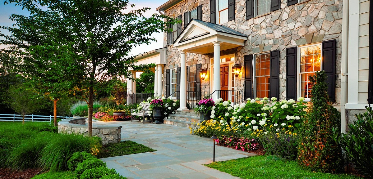 landscaping ideas for front yard on a budget