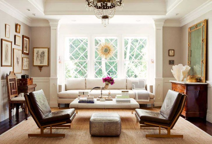 Living Room Furniture Arrangement Design Ideas
