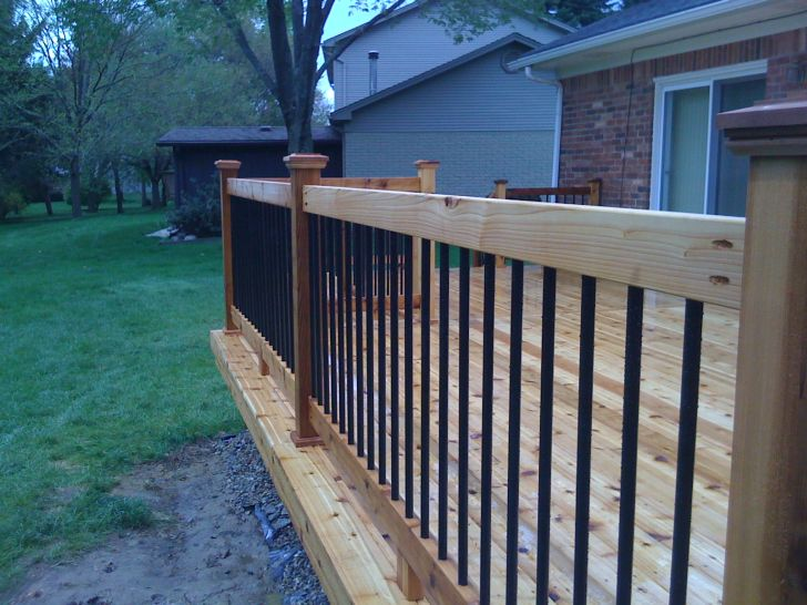 Outdoor Deck Ideas Classic