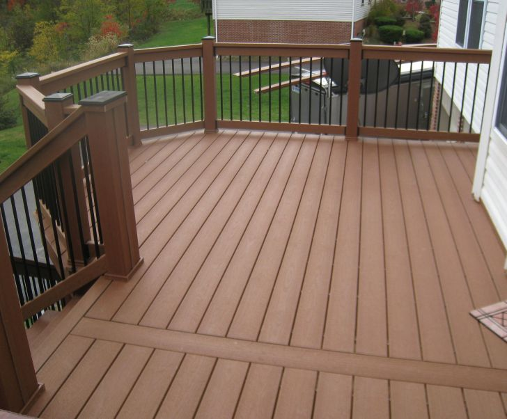 Outdoor Deck Ideas Style