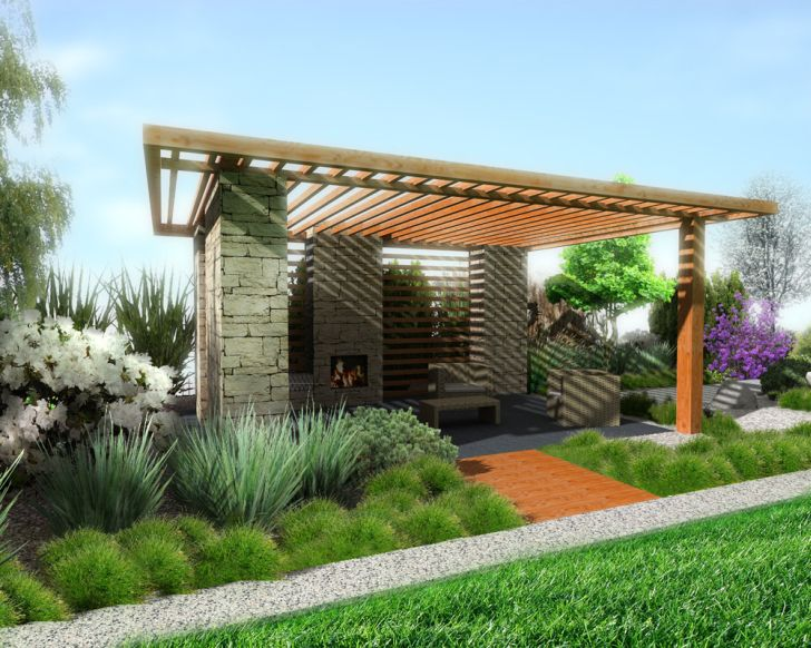 Outdoor Gazebo Design Contemporary