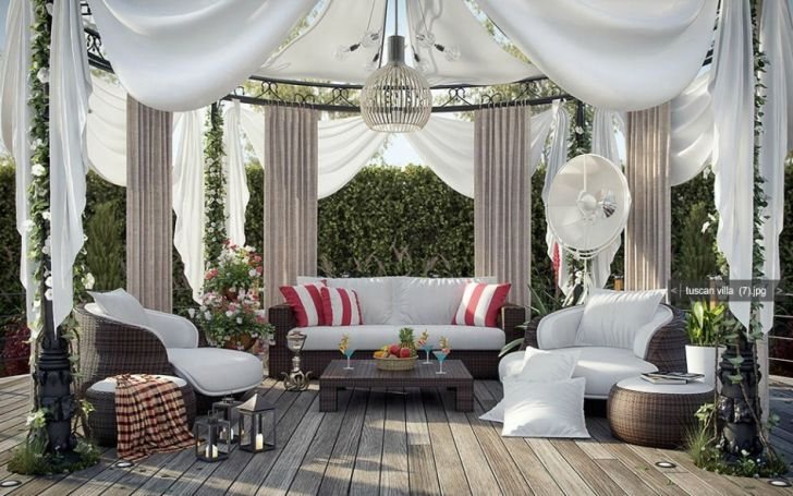 Outdoor Gazebo Design Ideas