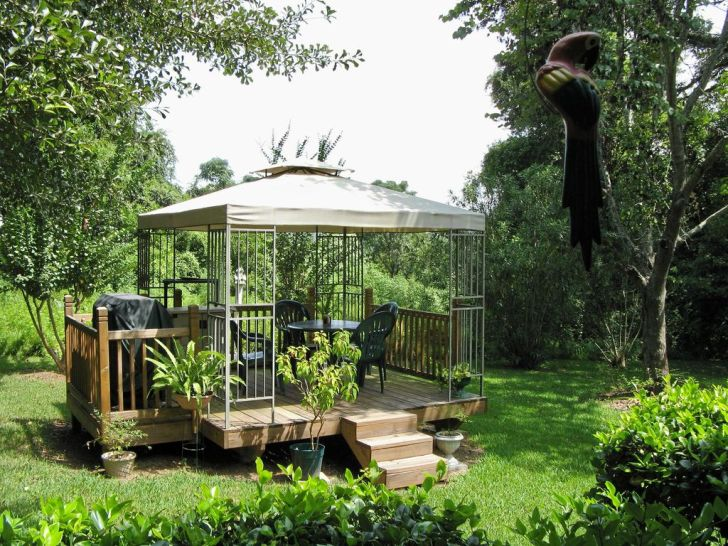 Outdoor Gazebo Design with Modern Design