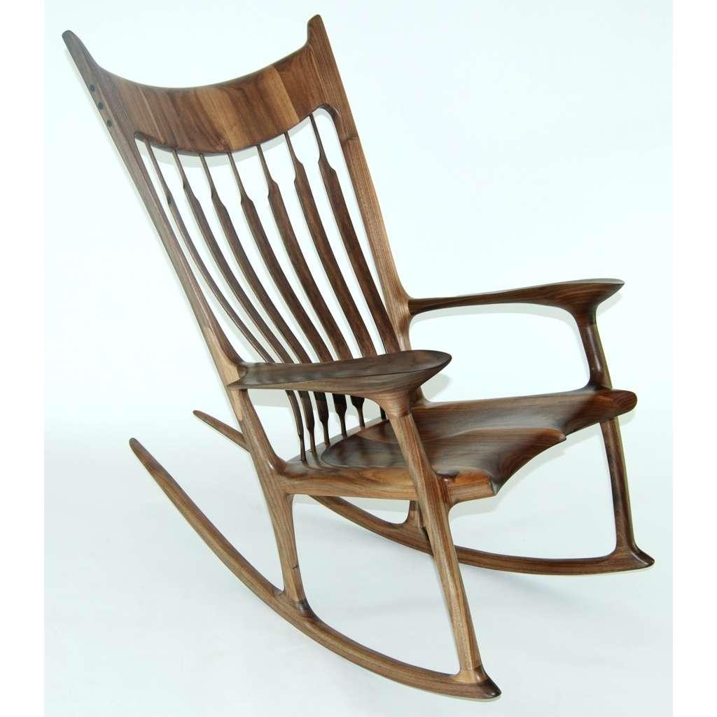 Rocking Chair Amish