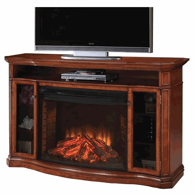 TV Stand Fireplace BJS