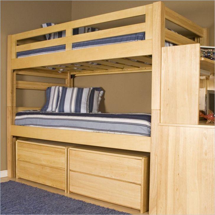 Triple Bunk Bed Plans Lindy