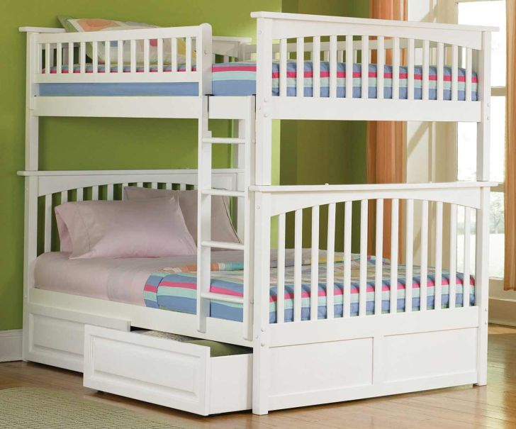 Triple Bunk Bed Plans for Teens