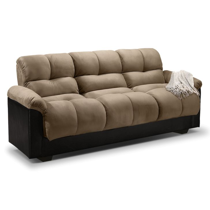 Cheap Futon Sofa Bed with Storage
