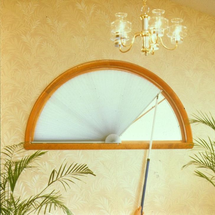 Window Blinds Arch Open Close Home Design Tips And