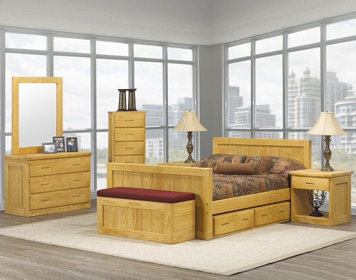 Bedroom Furniture Arrangement Plans