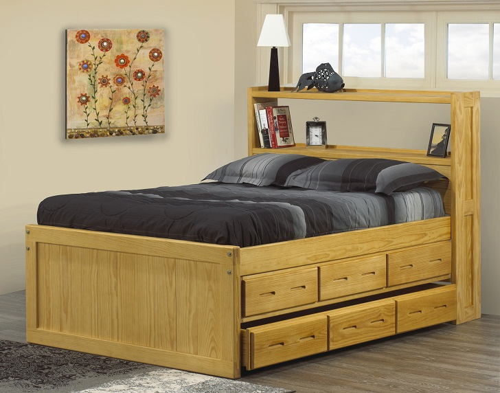 Bedroom Furniture Arrangement Rectangular Room