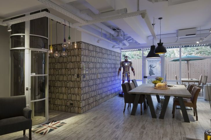 Futuristic Apartment Design with Architecture Modern Flat 11