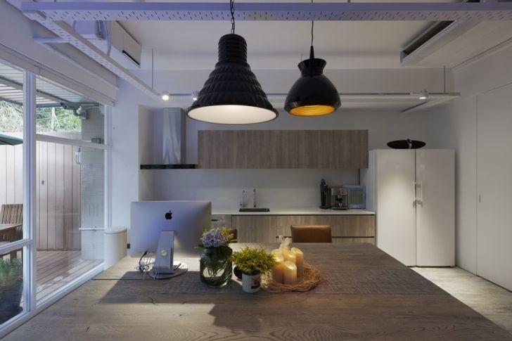Futuristic Apartment Design with Architecture Modern Flat 13