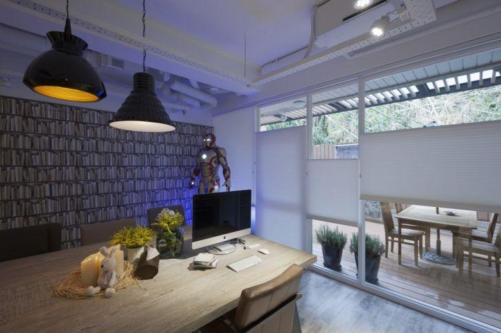Futuristic Apartment Design with Architecture Modern Flat 14