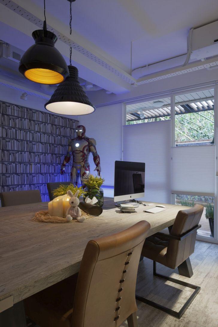 Futuristic Apartment Design with Architecture Modern Flat 15