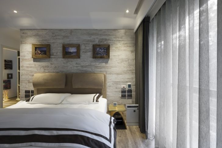 Futuristic Apartment Design with Architecture Modern Flat 18