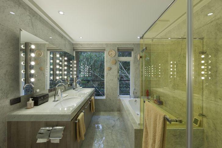 Futuristic Apartment Design with Architecture Modern Flat 19