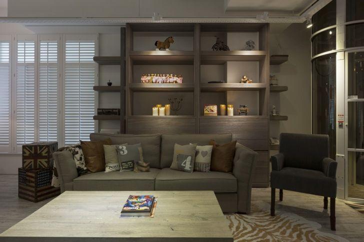 Futuristic Apartment Design with Architecture Modern Flat 2