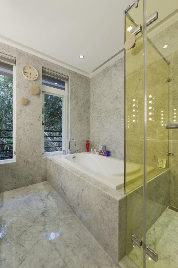 Futuristic Apartment Design with Architecture Modern Flat 20