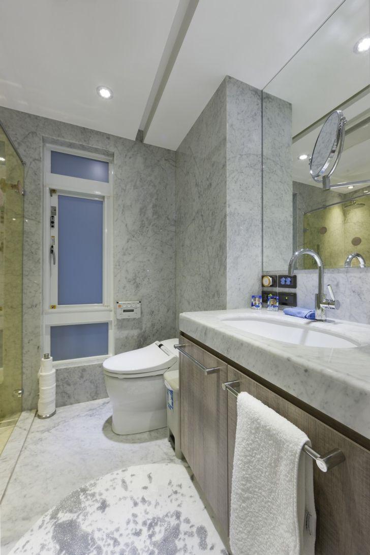 Futuristic Apartment Design with Architecture Modern Flat 24