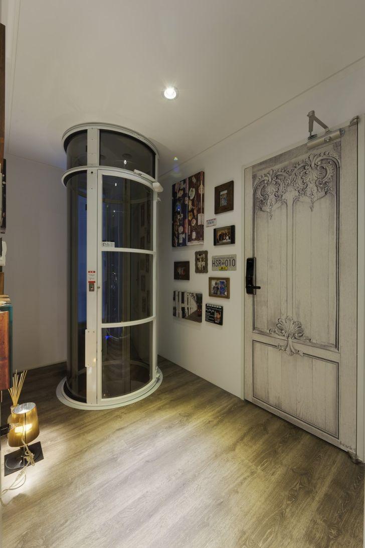 Futuristic Apartment Design with Architecture Modern Flat 25