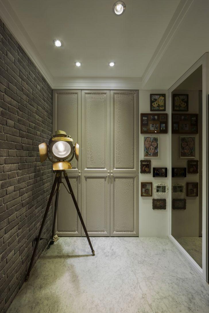 Futuristic Apartment Design with Architecture Modern Flat 26
