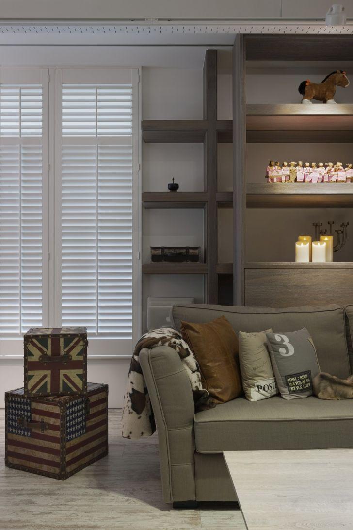 Futuristic Apartment Design with Architecture Modern Flat 6