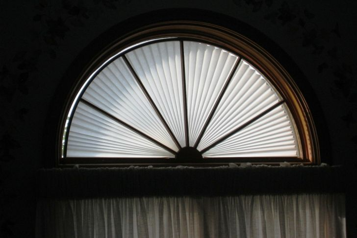 ... Blinds Half Circle Shades for Windows – Home Design Tips and Guides