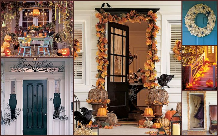 Small Front Porch Decorating Ideas