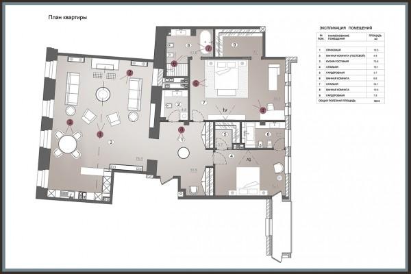 Bedroom Design with 3 Ideas Includes Floor Plans 41