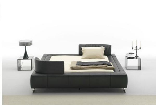 Leather Beds De Sede