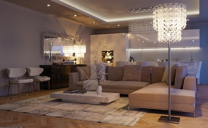 Luxurious Interior Design Idea from Eduard Caliman | Home Design ...