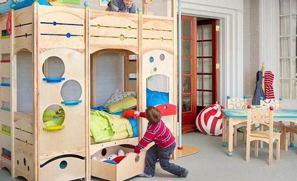 Rhapsody Beds by CedarWorks - Camas Juegos 2
