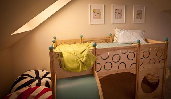 Rhapsody Beds by CedarWorks - Children Beds 1