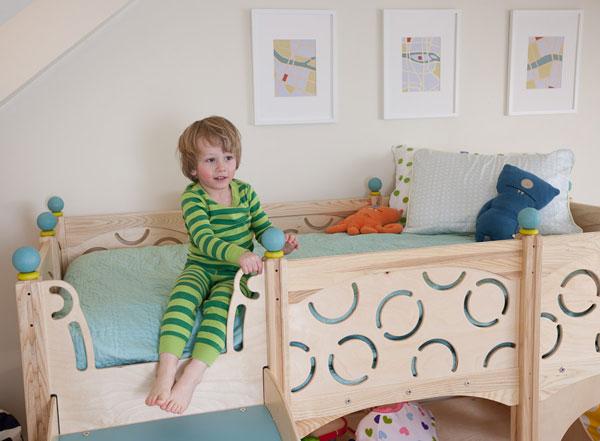 Rhapsody Beds by CedarWorks - Children Beds 2